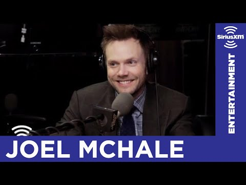 Joel McHale: Chevy Chase Didn't Want To Be On Community // SiriusXM //  The Opie & Anthony Show