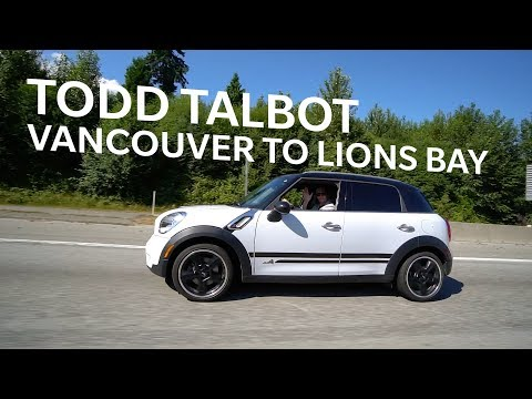 Todd Talbot commutes from Vancouver to Lions Bay in 35 minutes  360 Bayview Road