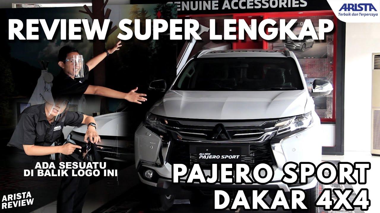 Review Terlengkap Mitsubishi Pajero Sport Dakar 4x4 2020 # ...