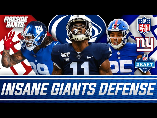 Just How INSANE Could The New York Giants' Defense Look In 2021?