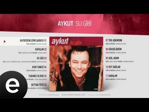 Kaybedenlerin Şarkısı (Aykut) Official Audio #kaybedenlerinşarkısı #aykut - Esen Müzik