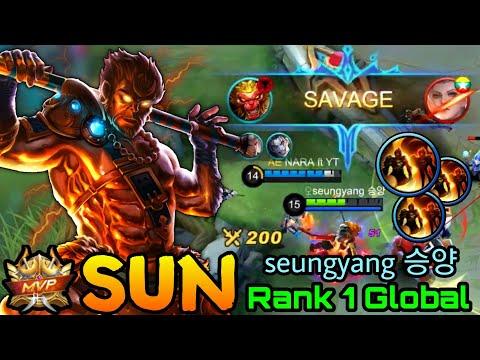 Sun SAVAGE!! -