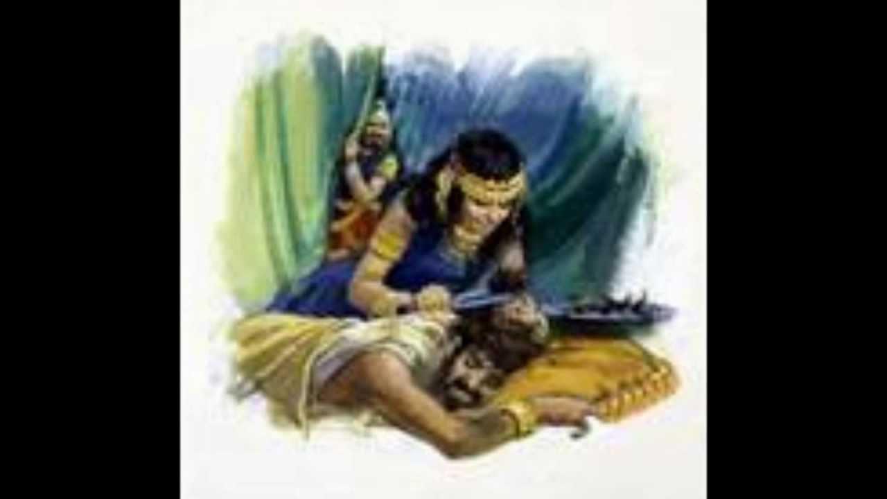 Samson,Oh Samson, Don't Let Delilah Take Your Power
