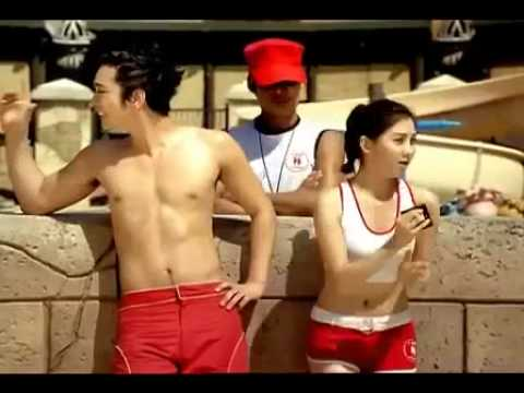 Cabi Song SNSD & 2PM (Caribbean Bay Commercial)_MV