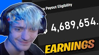 Ninja Reveals How Mขch Money He earned through his Support-a-Creator Code
