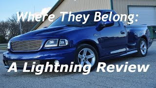 Built 2004 Ford Lightning Review: Where They Belong