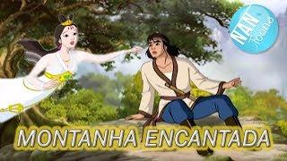 MONTANHA ENCANTADA filme de animação | filmes para crianças online | desenhos animados em portugues