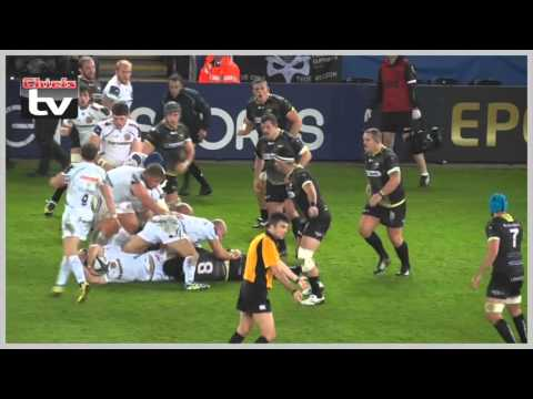 Exeter Chiefs boss Rob Baxter chats about the Ospreys | Rugby Video Highlights