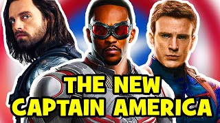 The FUTURE of CAPTAIN AMERICA After Avengers Endgame