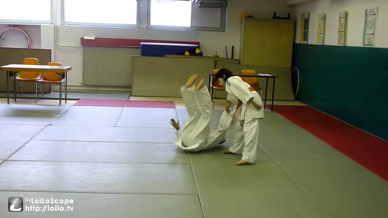 Passage de grade judo ceinture Orange Verte - YouTube a90f89cf44a