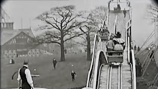 The 1890's ~ Amazing Rare Footage of Cities Around the World