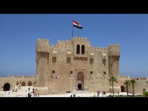 Египет.  Александрия