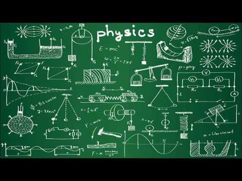 اساسيات الفيزياء