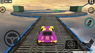 Impossible Stunt Car Tracks 3D | New Car Unlocked - Android GamePlay HD