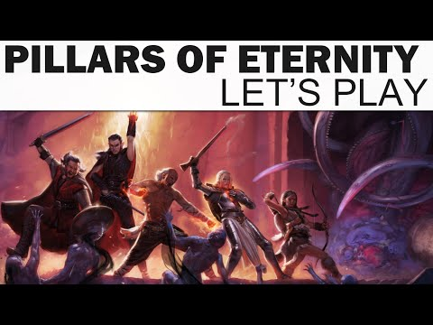 Pillars of Eternity Let's Play - Part 9 - Temple of Eothas
