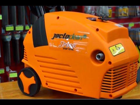 Jacto - Lavadora de Alta Pressão J7000