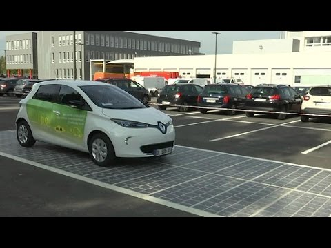 La route solaire bientôt commercialisée en France