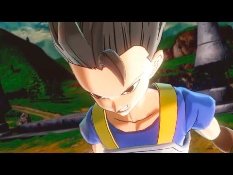 The Noble Super Saiyan of Universe 6! DLC 1 Cabba Gameplay | Dragon Ball Xenoverse 2 Ranked Matches