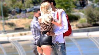 SEXI SIRI ♥ KISSING PRANK (BROMA P✖RNO) IPhone 6S versión HotSpanish