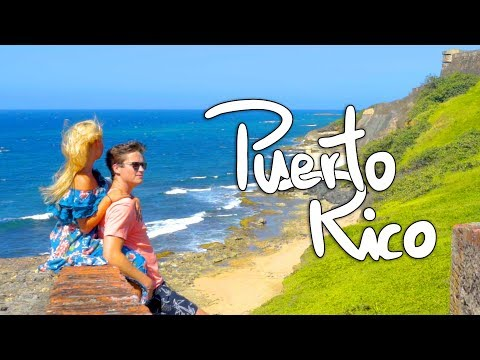 FIRST TIME VISITING PUERTO RICO