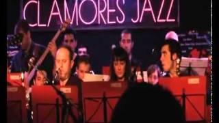 Leganés Big Band - XVII Festival de Jazz Madrid 2010 - Jazz con sabor a Club - Sala Clamores Jazz