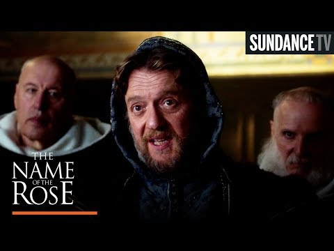 THE NAME OF THE ROSE: 'The Pope's Delegation Arrives' Ep. 104 Official Clip | SundanceTV