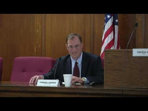 WV Legislature - Council on State Taxation Expert Addresses Joint Tax Reform Committee