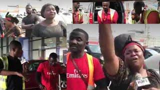 ANOKYE SUPREMO'S BODY FINALLY ARRIVES IN GHANA #KOFITV LIVE