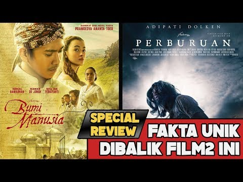 special-review-official-trailer-film-perburuan-dan-film-bumi-manusia