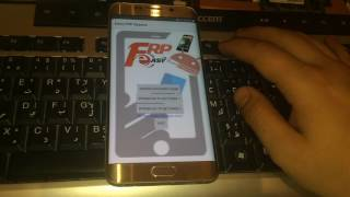 Bypass Google Account Samsung S7, S7 edge (Android 6.0.1) g928F FRP