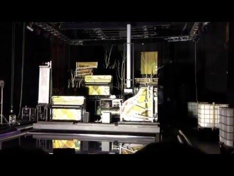 Heiner Goebbels @ Teatro Colon de Buenos Aires : Stifters Dinge (Fragmento II)