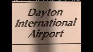 Dayton International Airport Signage