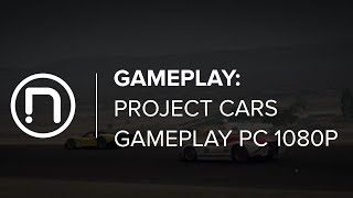 Project CARS Gameplay PC 1080p Video Footage