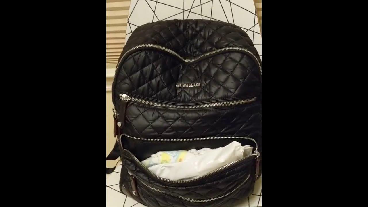 2eecad1692 Mz Wallace Crosby backpack - YouTube