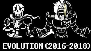 Revenge the unssen ending - Evolution (2016-2018)
