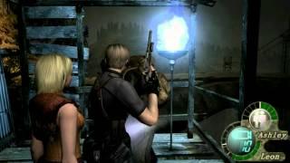 """Resident Evil 4 Gameplay ita Parte 14 ( Pc ) Il cugino di """" El Gigante """""""