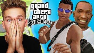 GRAM w GTA 5 w GTA SAN ANDREAS #2!