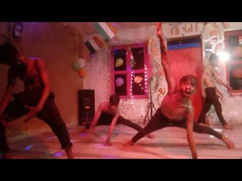 Maa Tujhe Salaam Group Dance By Rahul Monu Satya Kundan And Monu2