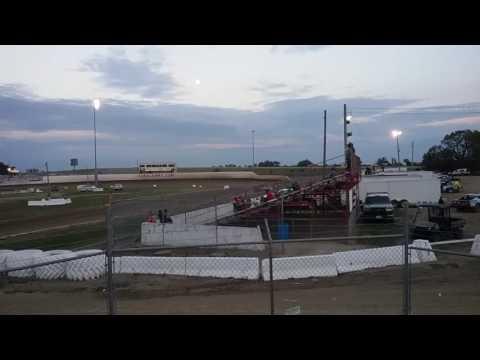 34 Raceway - Heat Race - 8/5/17