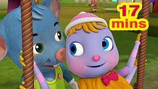 Incy Wincy Spider Song | Rhymes for Kids | Infobells