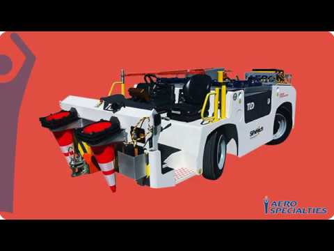 TLD TMX-50 Aircraft Tow Tractor Presentation