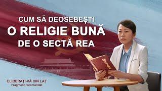 """""""Eliberați-vă din laț"""" Fragment 6 - De ce persecută Partidul Comunist Chinez Biserica lui Dumnezeu Atotputernic"""