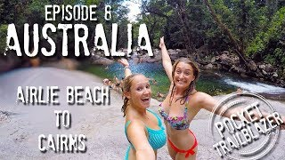 How to Backpack Australia Ep.8 - SKYDIVE in a STORM! : CAIRNS : UNCLE BRIAN