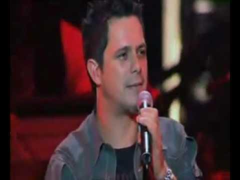 La fuerza del corazón -Alejandro sanz en vivo