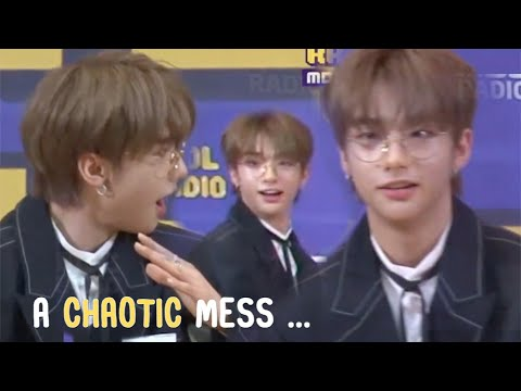 stray kids being a mess in 2019