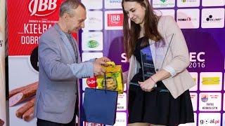 Sportowiec Roku 2016 w Regionie: Nagroda dla Gabrieli Lendzioszek