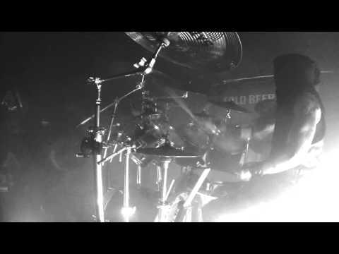 Uada - TREVOR MATTHEWS Drum cam - live at 5 Star Bar 4/16/2016