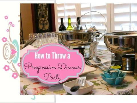 vlogust 2014 day 8 progressive dinner party collab w nikki
