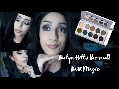 Jaclyn Hill's The Vault: Dark Magic | Beginners Make Up Tutorial thumbnail