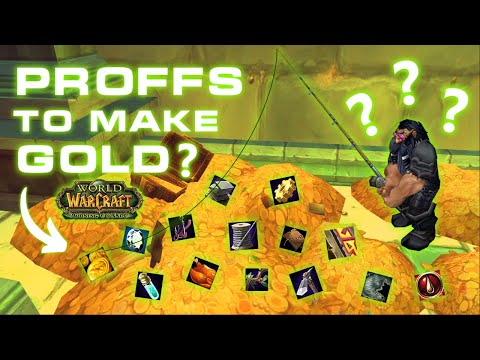 Goldmaking in TBC Classic!? What profession should you choose?